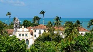 Recife, Olinda et les plages du Pernambuco