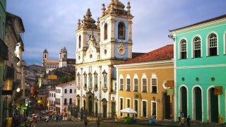 Salvador et l'état de Bahia