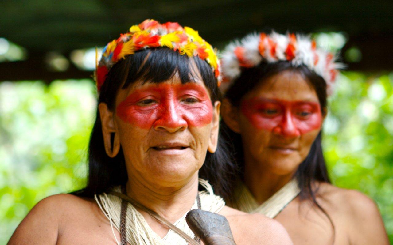 communautés indigènes du Brésil