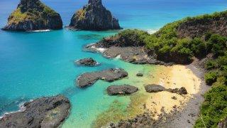 L'archipel de Fernando de Noronha