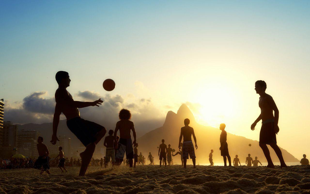 Football au Brésil