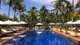 Hotel de luxe dans le Nordeste au Brésil