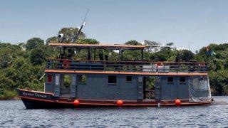 Croisière en Amazonie au Brésil