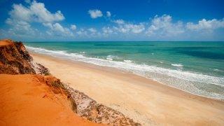 L'incontournable plage Praia da Pipa au Brésil