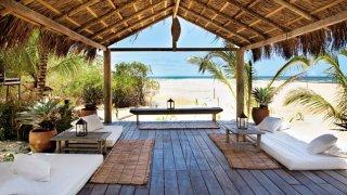 Hotel de luxe à Trancoso au Brésil