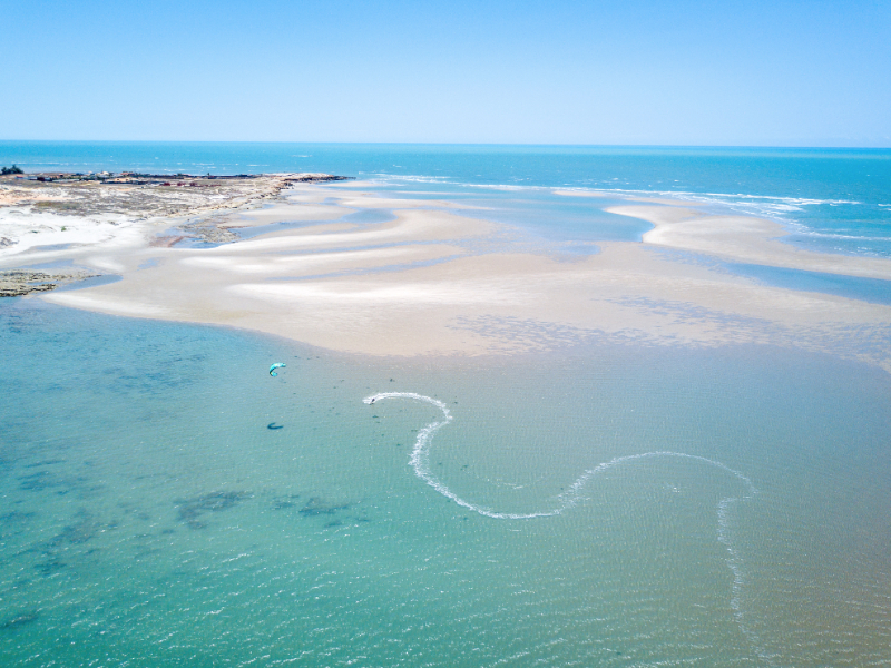Jericoacoara, les plages du Ceará et Ubajara