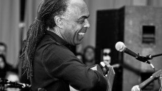 Le musicien brésilien Gilberto Gil