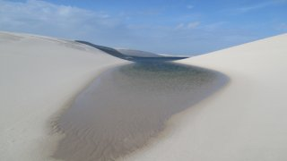 Trek entres dunes et lagunes au Brésil