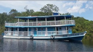Manati Lodge en Amazonie au Brésil