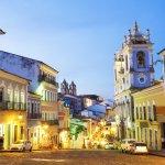 Quartier du Pelourinho à Salvador à Bahia