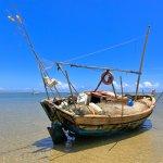 plage de Moreré à Boipeba au Brésil