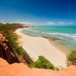 Praia do Amor dans le Nordeste au Brésil