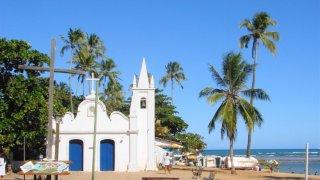 Praia do Forte au Brésil