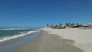 Praia Pontal de Maceio au Brésil