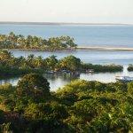 Rio do inferno à Boipeba au Brésil