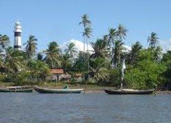 Naviguer sur le Rio Preguiças au Brésil