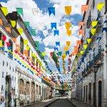 Ville historique de Sao Luis au Brésil