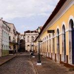 Dans les rues de Sao Luis au Brésil