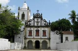 Eglise São Cosme e Damião de Igarassu au Brésil