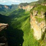 La Vallée de Pati dans la Chapada Diamantina au Brésil